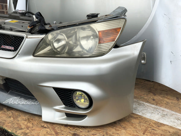 JDM Lexus IS300 TRD L-Tuned Bumper Fog Light Headlights Fenders 2001-2005