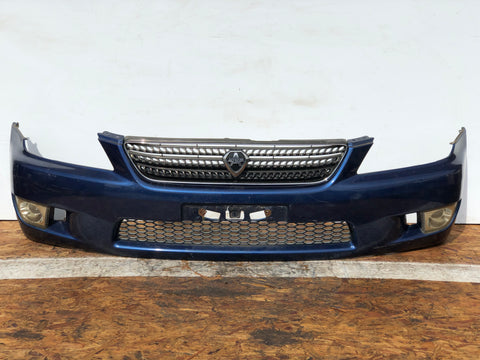 Toyota Altezza Lexus JDM SXE10 IS200 IS300 Front Bumper Fog Lights Grille