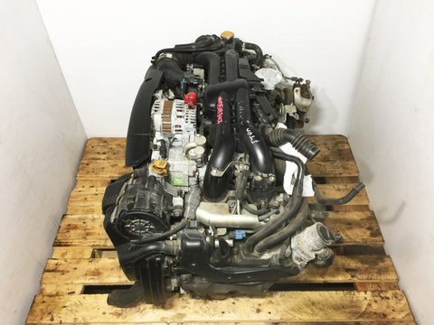 Jdm Subaru Impreza WRX EJ205 Turbo Engine 2008-2014 OEM Replacement for EJ255