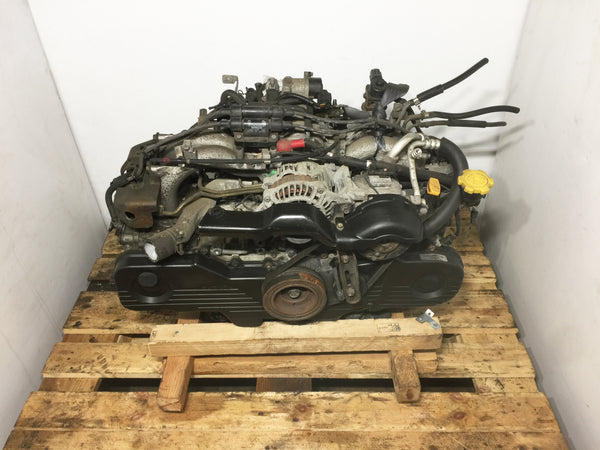 JDM 98 05 Subaru Legacy Forester Impreza SOHC Engine EJ203 2.0L Instead of 2.5L | B548245