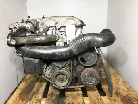 JDM 90-97 Mazda Miata MX-5 B6 1.6L DOHC Engine & 5 Speed Manual Long Nose Crank