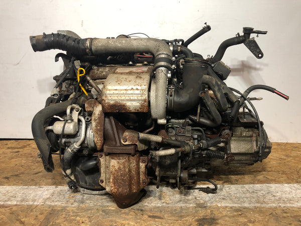 JDM Toyota MR2 3S-GTE Engine only ( without transmission) SW20 2nd Gen 3SGTE Turbo