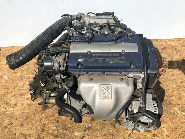 Honda Accord SIR F20B Engine DOHC Vtec 5 Speed Manual LSD T2T4 Transmission JDM
