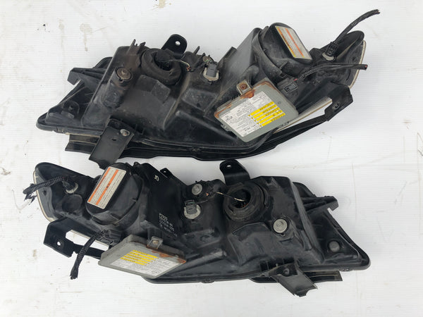 JDM Honda Acura Euro R TSX CL7 CL9 CM2 Headlight Lamps Lights HID OEM 2004-2008