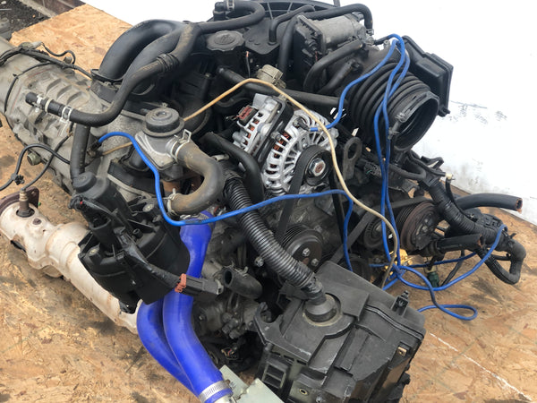 04-08 Mazda RX-8 RENESIS JDM 13B 1.3L ROTARY 6 PORT ENGINE 6 SPEED Transmission