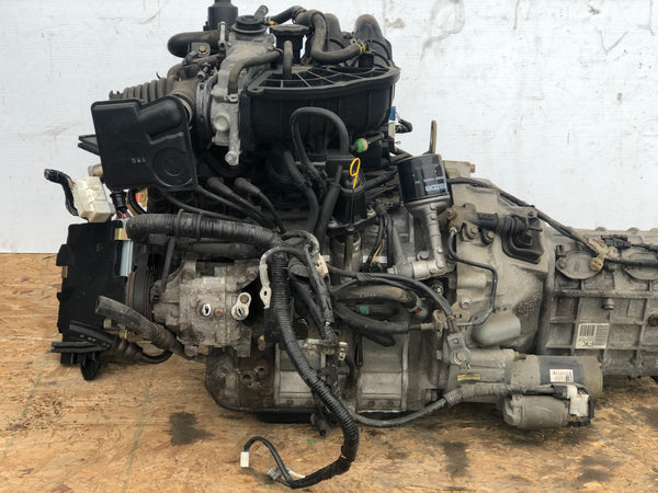 04-08 Mazda RX-8 RENESIS JDM 13B 1.3L ROTARY 4 PORT ENGINE ONLY WITHOUT TRANSMISSION