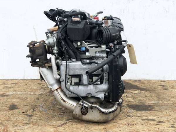Jdm Subaru Impreza WRX EJ205 Turbo Engine 2008-2014 OEM Direct Replacement - D563956