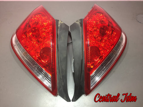 JDM 05-08 Acura 3.5 RL Honda Legend KB1 KB Tail Lights Lamps Taillights Rare OEM
