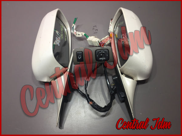 JDM Toyota Aristo JZS161 JZS160 LEXUS GS300 GS400 Side Door Mirror Switch OEM