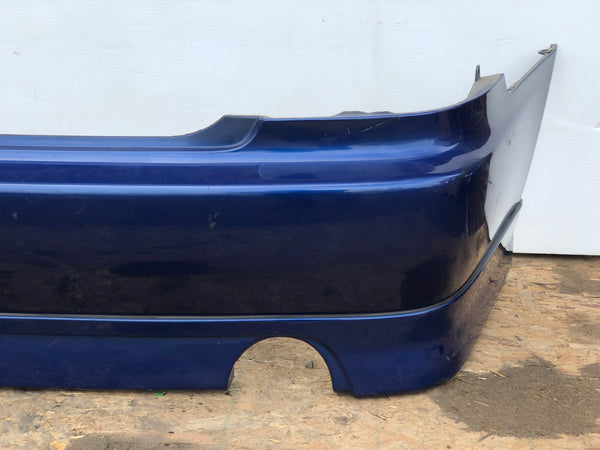 JDM 1998-2005 Toyota Altezza Lexus IS300 TRD Trunk Wing Rear Bumper TRD Lip Used