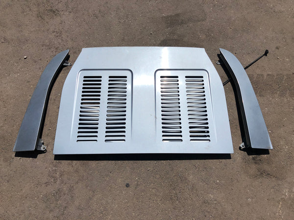 JDM 1992-1999 Toyota MR2 SW20 OEM JDM Turbo Rear Engine Hood Cover Used Imported