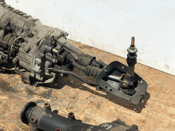JDM 2005-2009 Subaru Legacy 3.0L SpecB 6Speed AWD Manual Transmission TY856WVCAA EZ30