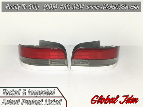 JDM SUBARU Impreza GC8 WRX STi Sedan RA OEM Genuine Kouki Tail Lights Tail Light