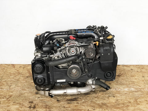 Jdm Subaru Impreza WRX EJ205/EJ255 Turbo Engine 2008-2014 OEM Direct Replacement - D527610