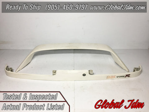 JDM Honda DC2 Integra Type R Rear Wing Spoiler & Type R Rear Garnish