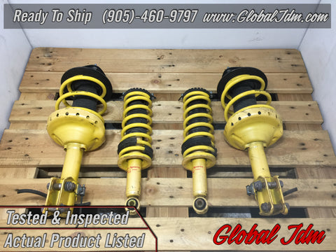 JDM Subaru Legacy KYB LOWFER SPORTS Shocks Coil Springs Strut Suspension 2005-09