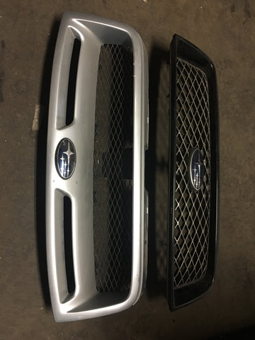 Subaru Forester XT Front grille