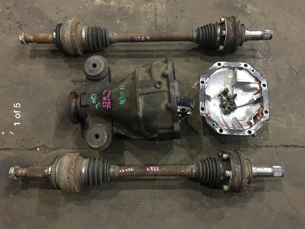 TOYOTA CHASER JZX90  REAR DIFFERENTIAL LSD LIMITED Actual Picture