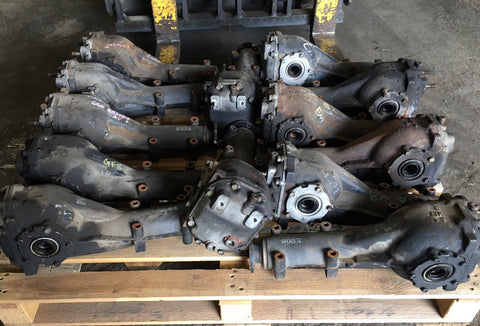 Subaru Legacy Twin Turbo Rear differential 4.11 Ratio VLSD on SALE