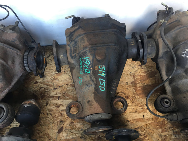 JDM Nissan Rear Differential S14,S13, ZX300, R34 Available
