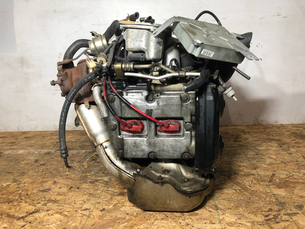JDM 2002-2005 SUBARU WRX EJ205 TURBO ENGINE NON AVCS EJ205 ENGINE 2.0L TURBO