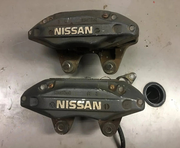 1995-98 Nissan Skyline R33 GTR Sumitomo L/R Front Brake Caliper Right Driver