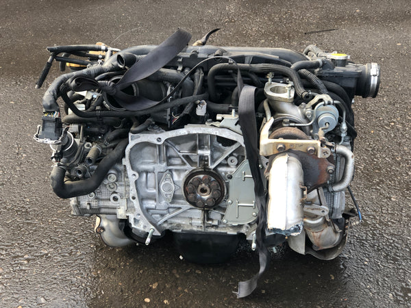 Jdm Subaru Impreza WRX EJ205 Turbo Engine 2008-2014 OEM Direct Replacement - D766015