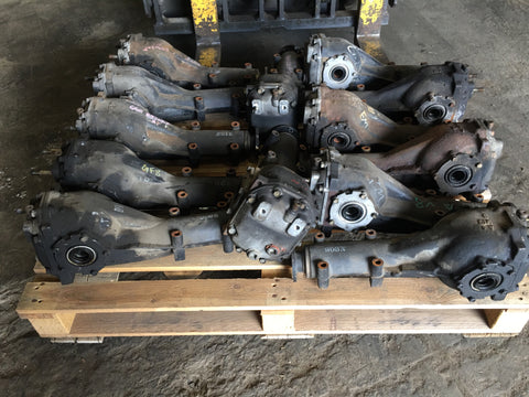 Subaru rear differential 4.44, 3.54 LSD & VLSD contact for exact price $
