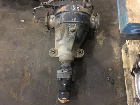 Nissan ZX300 rear differential LSD