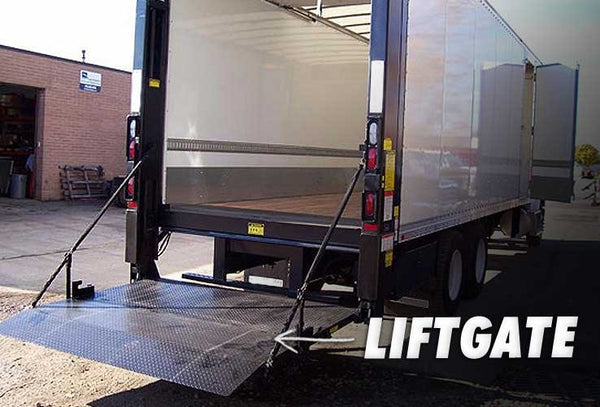 LiftGate & Residential Delivery