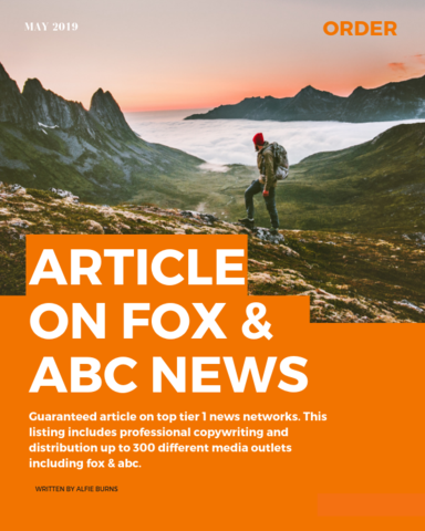 Article on FOX & ABC Networks