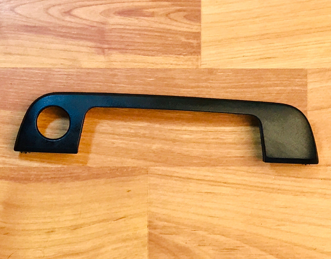 BMW Z3 E36 Passenger Door Handle Covering Black Right 51218400196