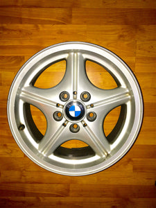 BMW Z3 E36 Wheel Style 35 Light alloy rim 7JX16 ET 36111092260