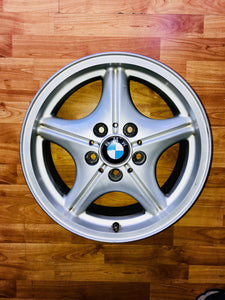 BMW Z3 E36 Wheel Style 35 Light alloy rim 7JX16 ET: 36111092260   BMW PART # 36111092260