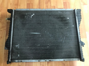 BMW Z3 E36 RADIATOR USED FACTORY ORIGINAL PART 1997-2000 OEM USED 17111433025