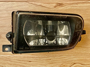 BMW Z3 E36 5 Series Drivers Front Fog Light Left USED    BMW PART # 63178360575