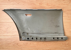 BMW Z3 E36 Front Fender Passenger Side Panel Right   BMW PART # 41358398694