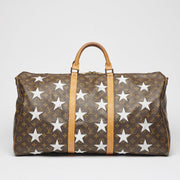 Keepall60 Star-MEDIUM RARE-principeprive