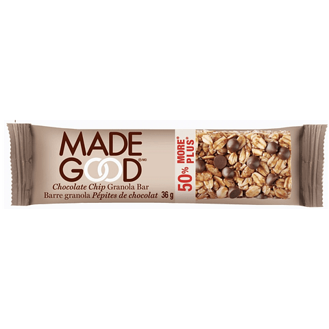 Barra Granola Chocolate Chip