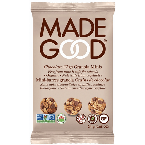 Granola Minis Chocolate Chip, Made Good