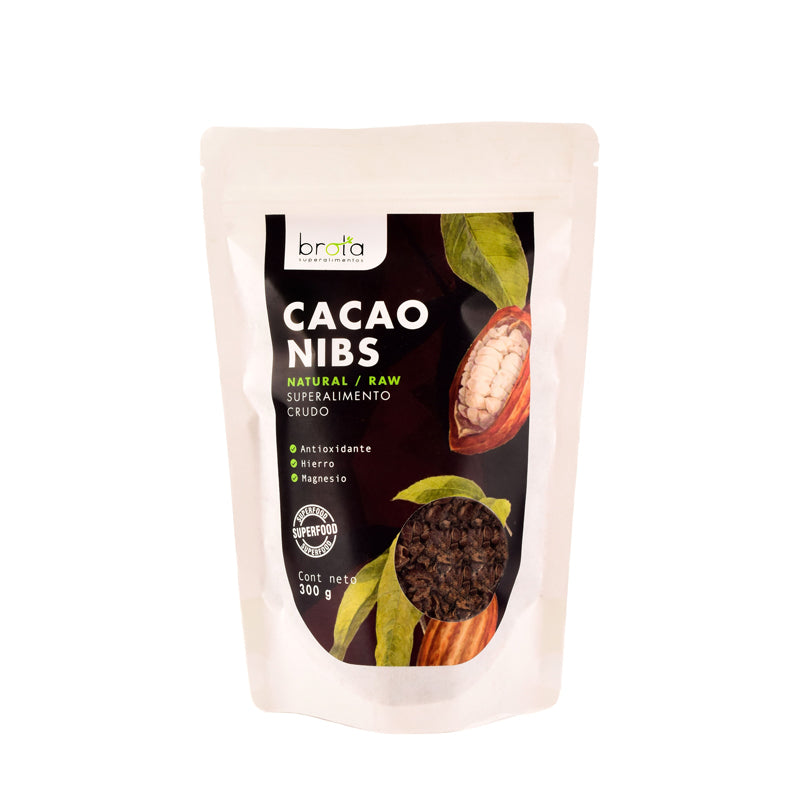 Cacao Nibs 300 grs