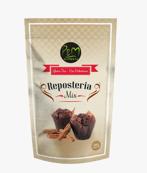 Mix Reposteria Chocolate Sin gluten PyM 280 grs