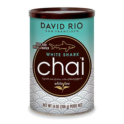 Té Chai White Shark David Rio