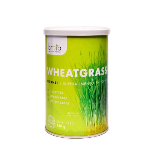 Wheatgrass Cleanser 150 grs Brota