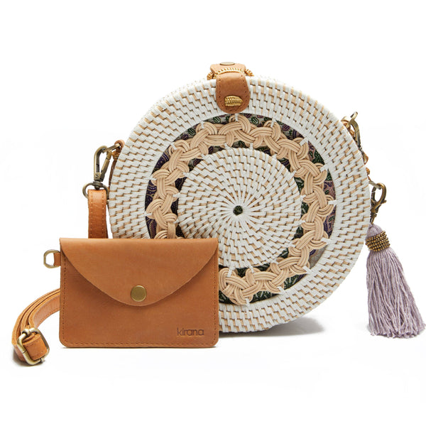 Buy Woven Crossbody Bag