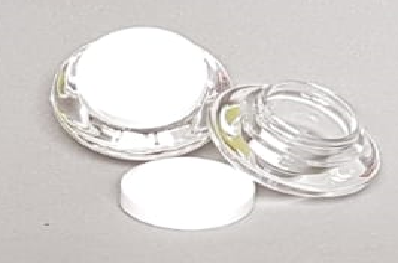 3G CRYSTAL FLYING SAUCER BOX X 12 PCS # 501-0017