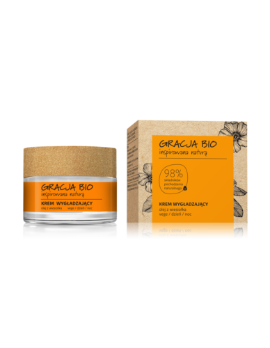 Gracja Bio Smoothing Cream 50Ml