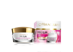 Miraculum Prolift 45+ Lifting Antiwrinkle Cream Day/Night 50ml Krem do twarzy