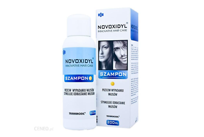 NOVOXIDYL hair shampoo Shampoo against hair loss 200ml