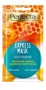 Perfecta Express Mask Honey mask deeply nourishing 8ml